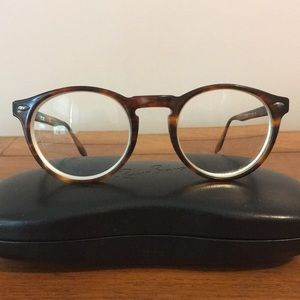 Ray-Ban Tortoiseshell Glasses